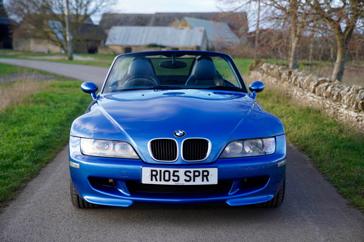1998 BMW Z3 M Roadster SOLD (picture 6 of 6)