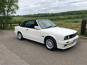 BMW E30 325i Convertible 1991 For Sale