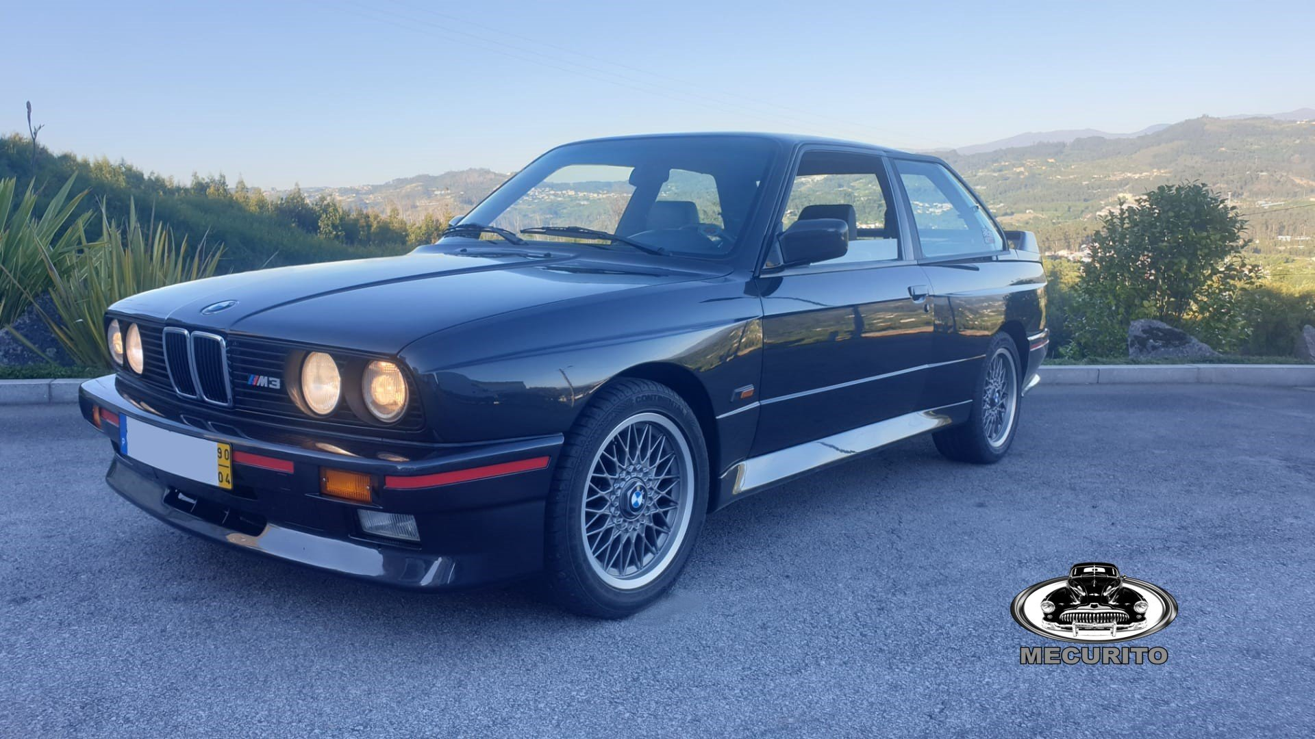 1990 BMW M3 E 30 For Sale (picture 1 of 6)