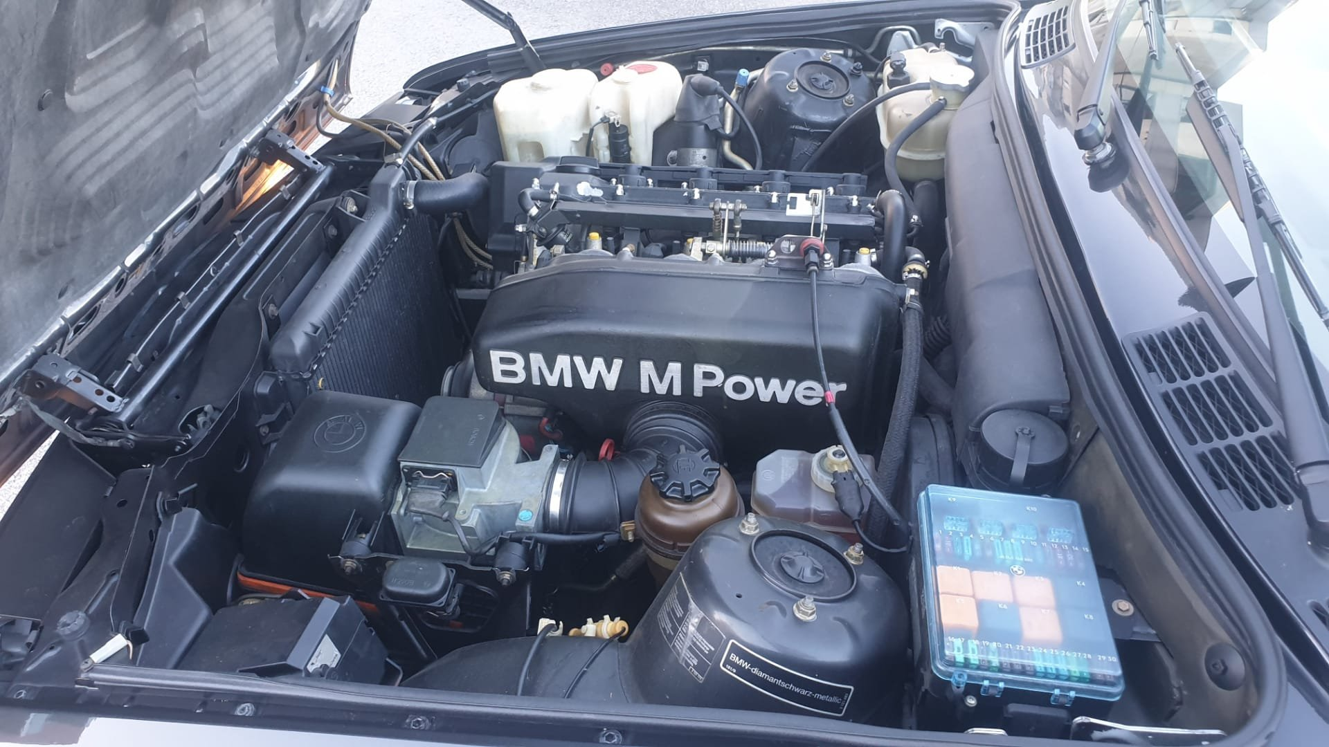 1990 BMW M3 E 30 For Sale (picture 4 of 6)