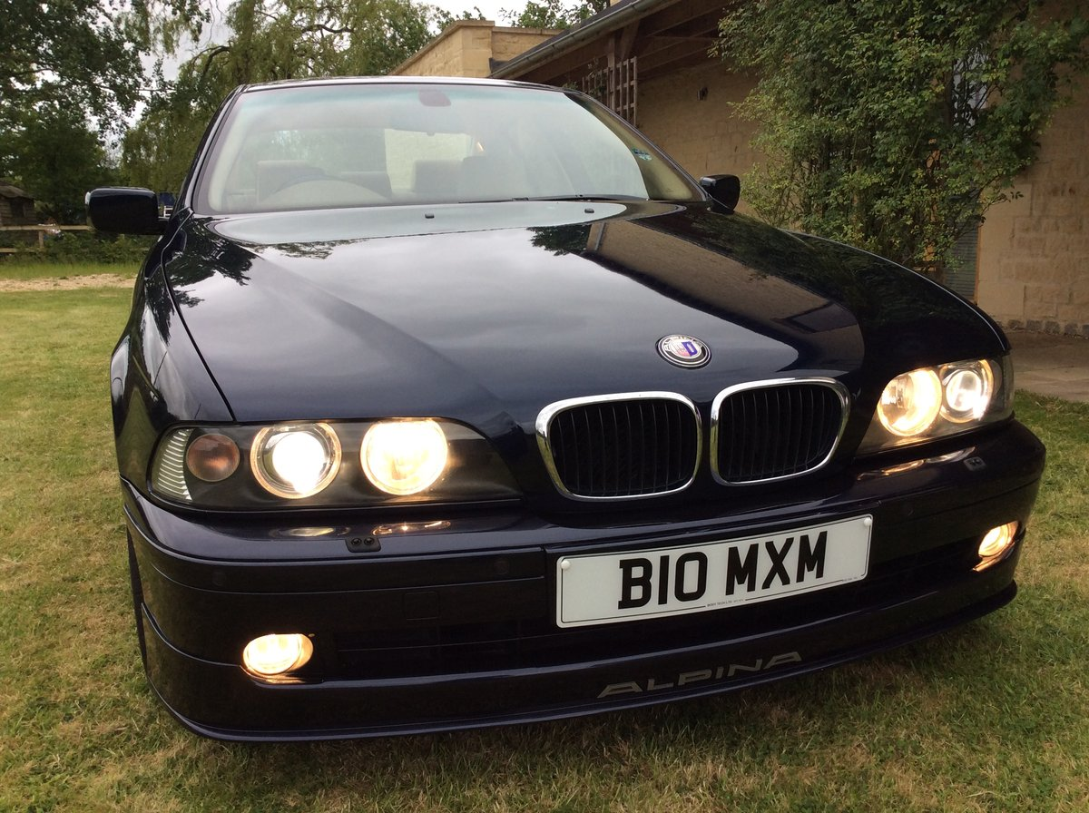 2001 BMW B10 Alpina  3.3 SOLD (picture 4 of 6)