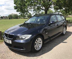 2008 BMW 318D ES Touring 1995cc 6 Speed 140BHP