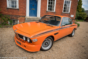 BMW 3.0 CSL , 1972 For Sale