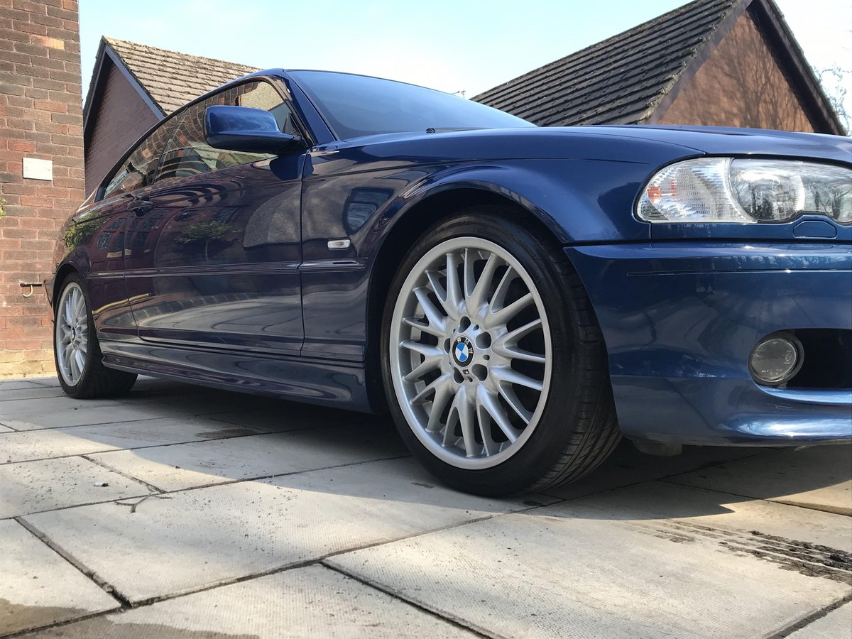2001 Lovely BMW e46 330Ci 59k Genuine Miles For Sale (picture 4 of 6)