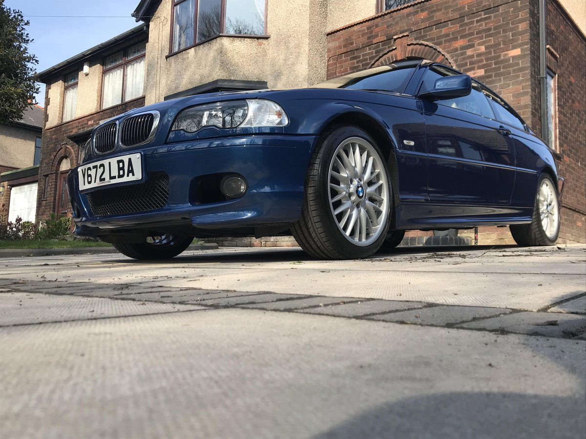2001 Lovely BMW e46 330Ci 59k Genuine Miles For Sale (picture 5 of 6)