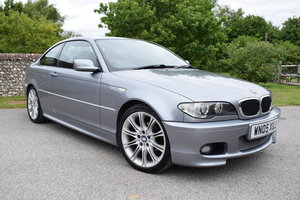 2005 05/05 BMW 318Ci 2.0 SPORT - 2 OWNERS - 73K - BMWSH For Hire