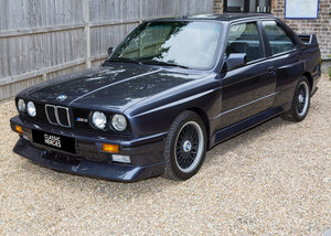 Picture of 1989 BMW E30 M3 Cecotto, Macau Blue For Sale