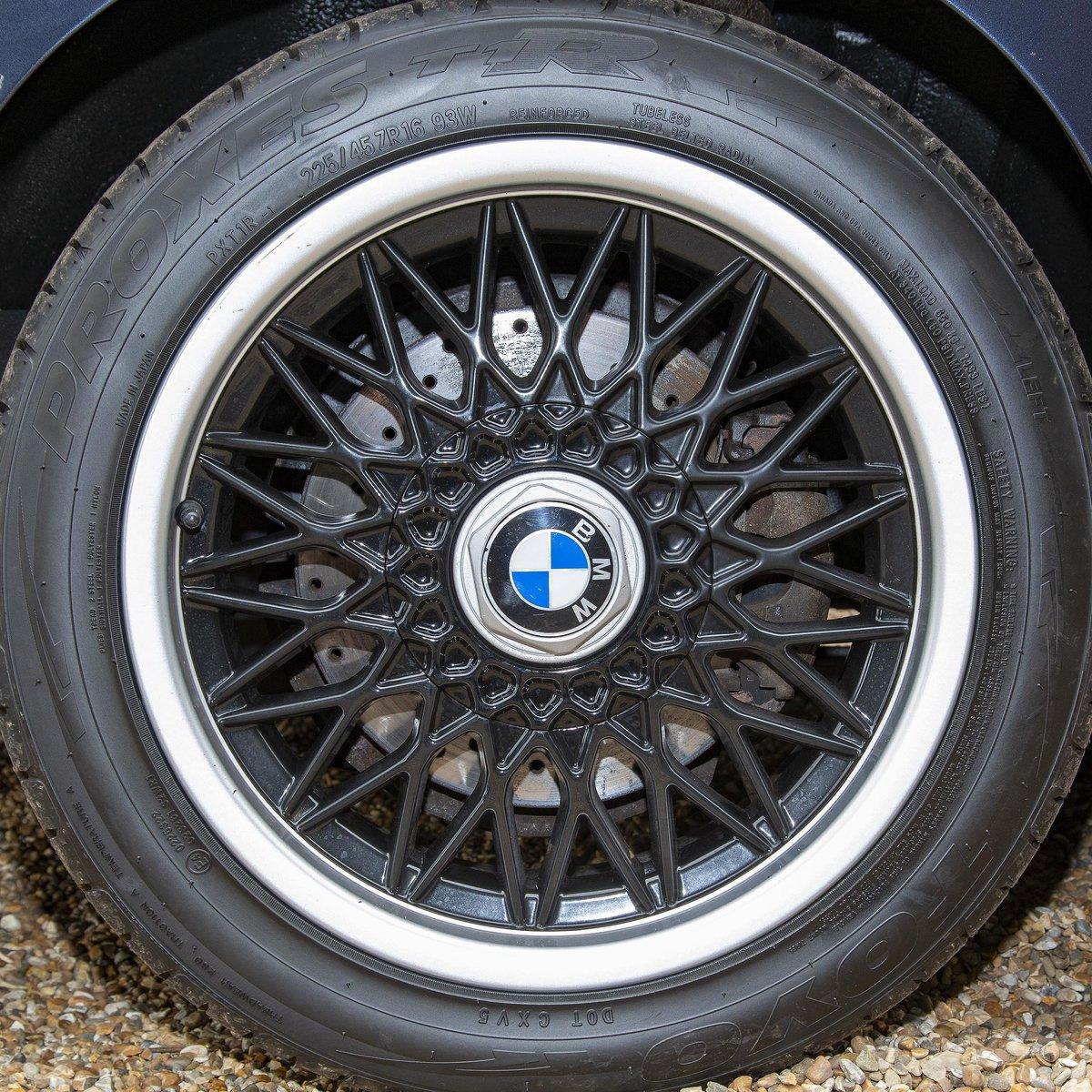 1989 BMW E30 M3 Cecotto, Macau Blue For Sale (picture 2 of 6)