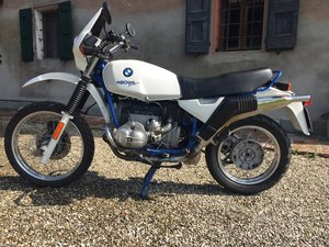 1996 BMW R80GS BASIC