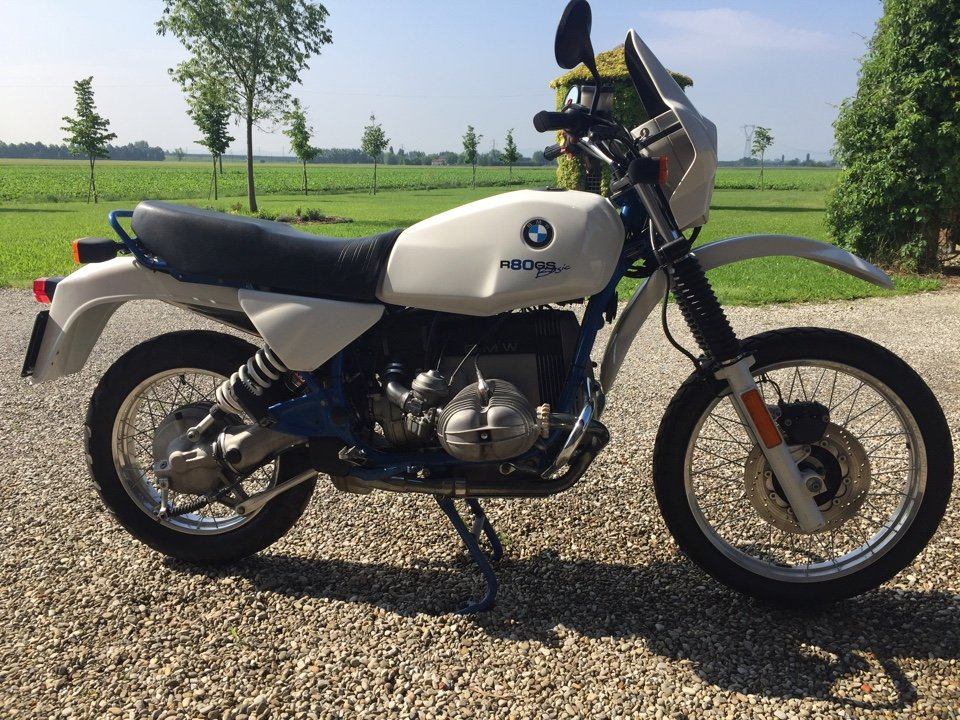 1996 BMW R80GS BASIC For Sale (picture 2 of 6)