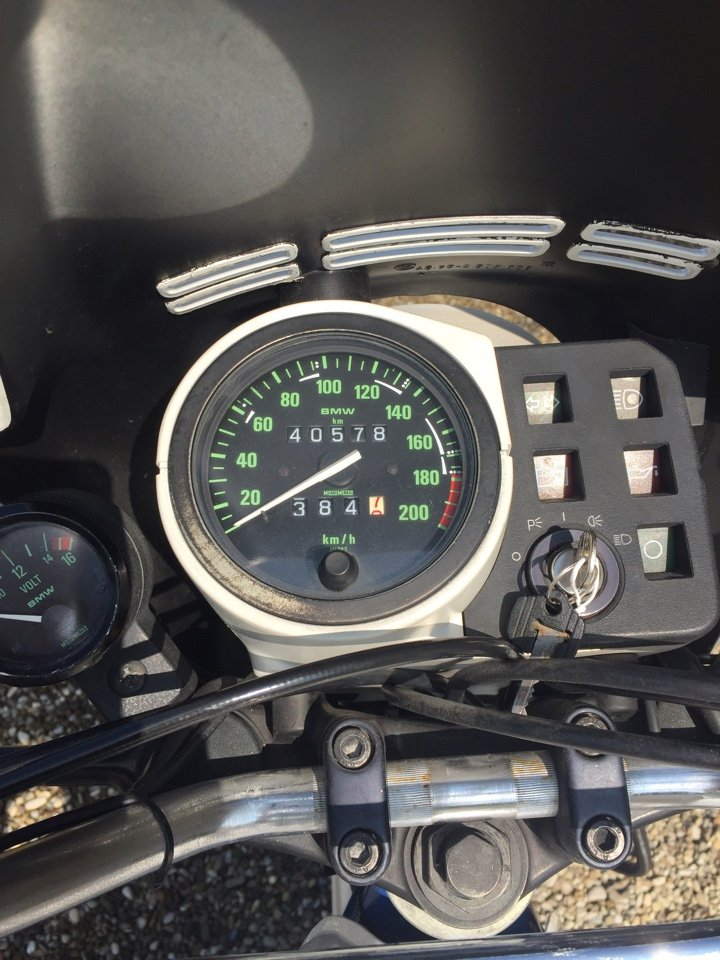 1996 BMW R80GS BASIC For Sale (picture 3 of 6)