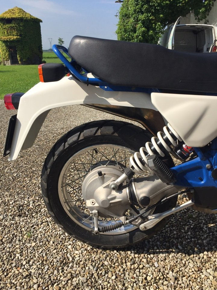 1996 BMW R80GS BASIC For Sale (picture 6 of 6)