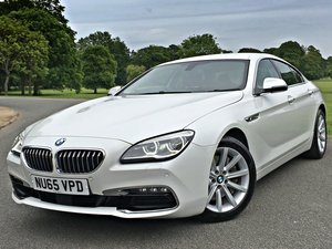2015 BMW 640d Gran Coupe SE Automatic - 61,800 miles For Sale