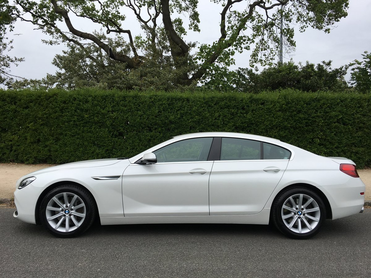 2015 BMW 640d Gran Coupe SE Automatic - 61,800 miles For Sale (picture 3 of 6)