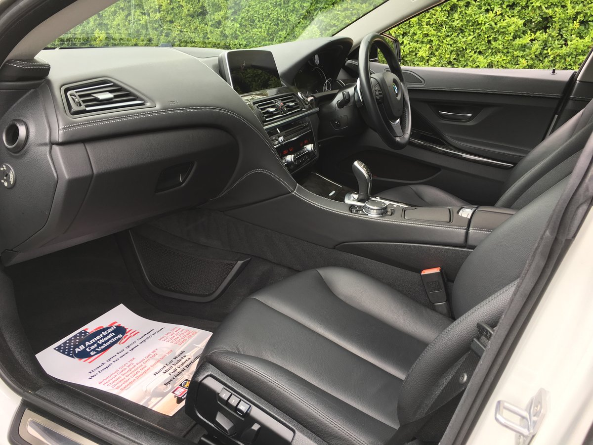 2015 BMW 640d Gran Coupe SE Automatic - 61,800 miles For Sale (picture 4 of 6)