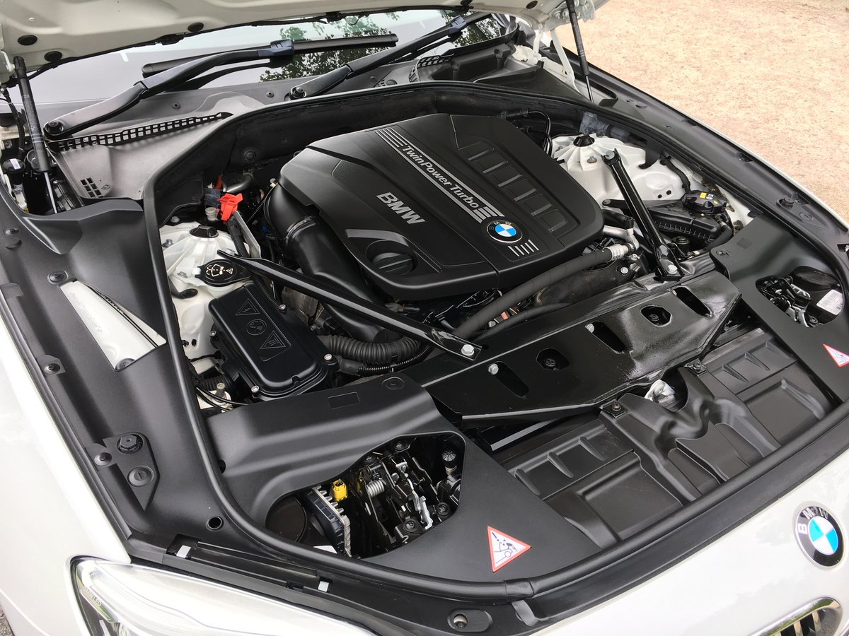 2015 BMW 640d Gran Coupe SE Automatic - 61,800 miles For Sale (picture 6 of 6)