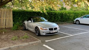 BMW Z4 E85 2004 | 3.0 Straight I6 M54 | MSport Sus For Sale