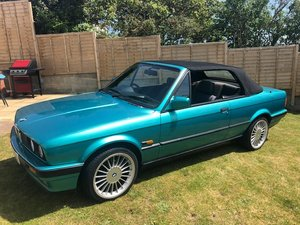 1991 BMW 318i style edition convertible - 1 of 200 made For Sale