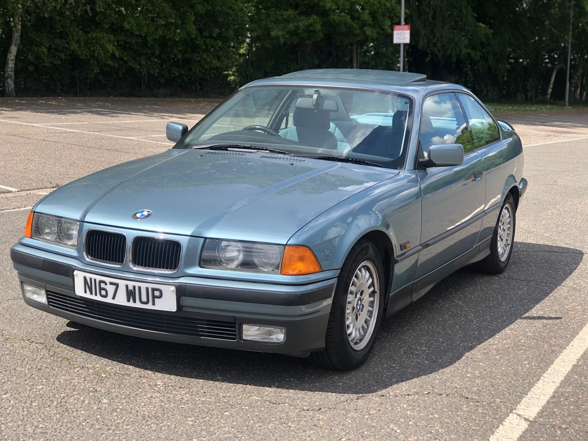 1995 BMW e36 318is Manual 48,000 miles FSH 1 Owner For ...