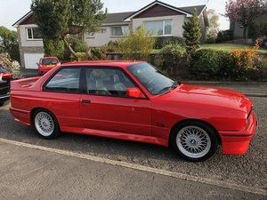 1990 BMW E30 M3 For Sale