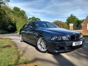 1999 BMW E39 M5 Anthracite Grey For Sale