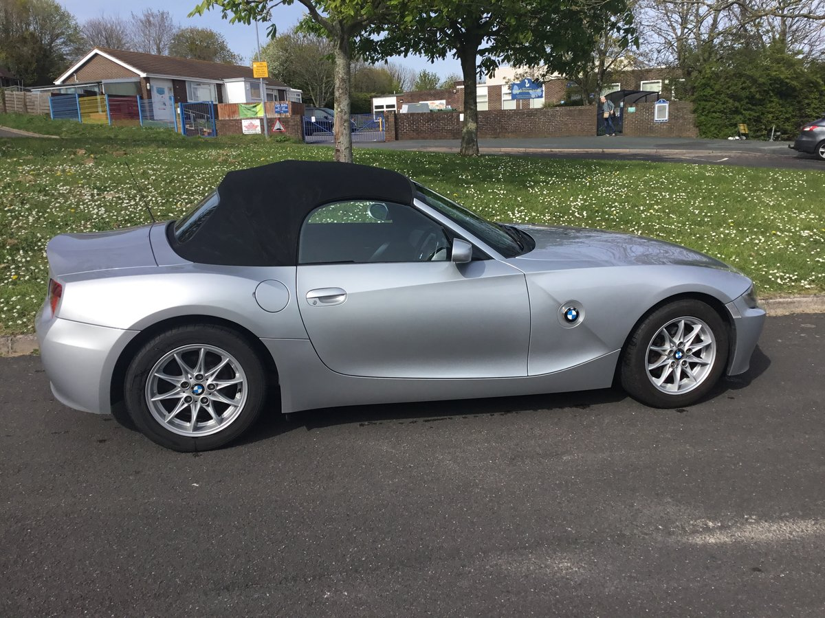 2007 BMW Z4 2.0 Convertible For Sale (picture 1 of 6)