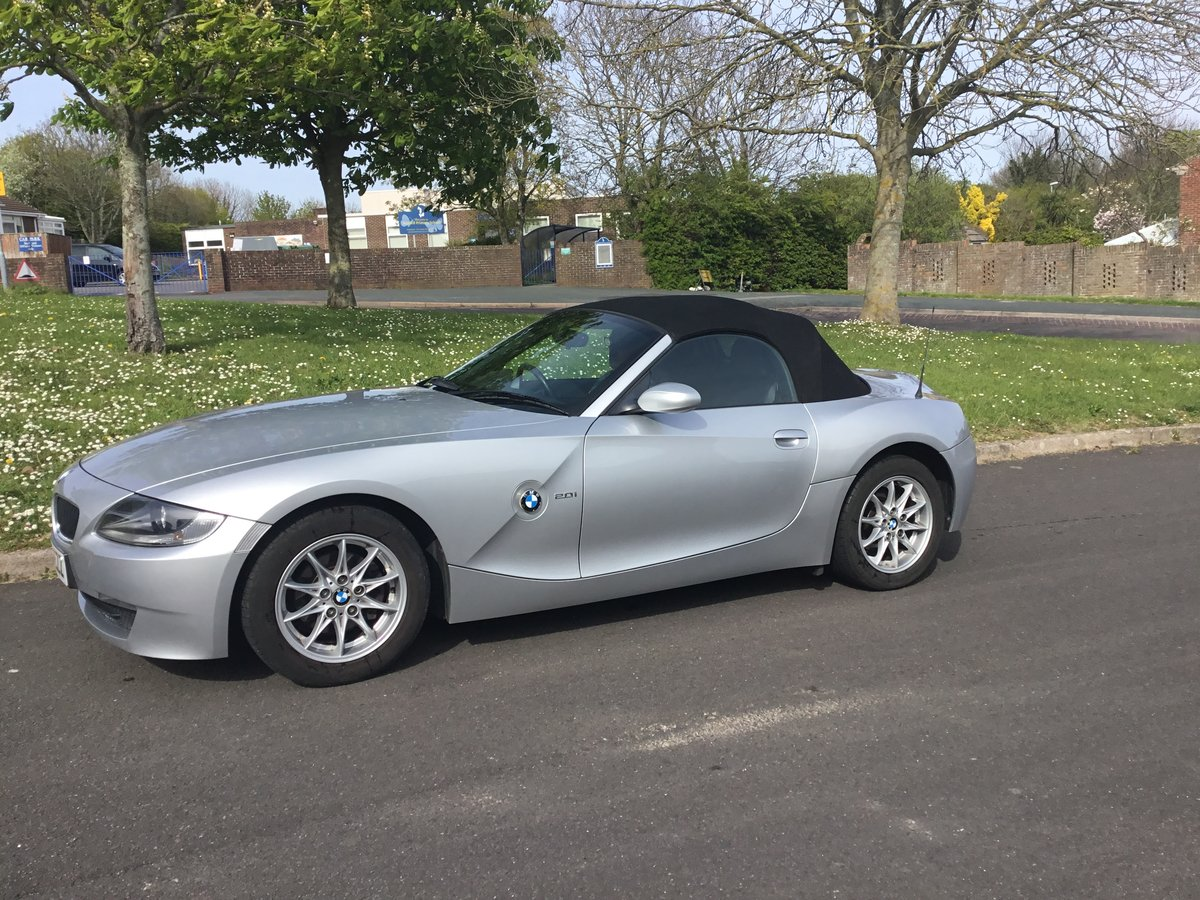 2007 BMW Z4 2.0 Convertible For Sale (picture 2 of 6)