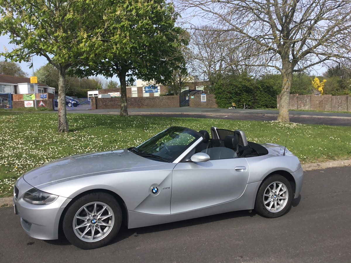 2007 BMW Z4 2.0 Convertible For Sale (picture 3 of 6)