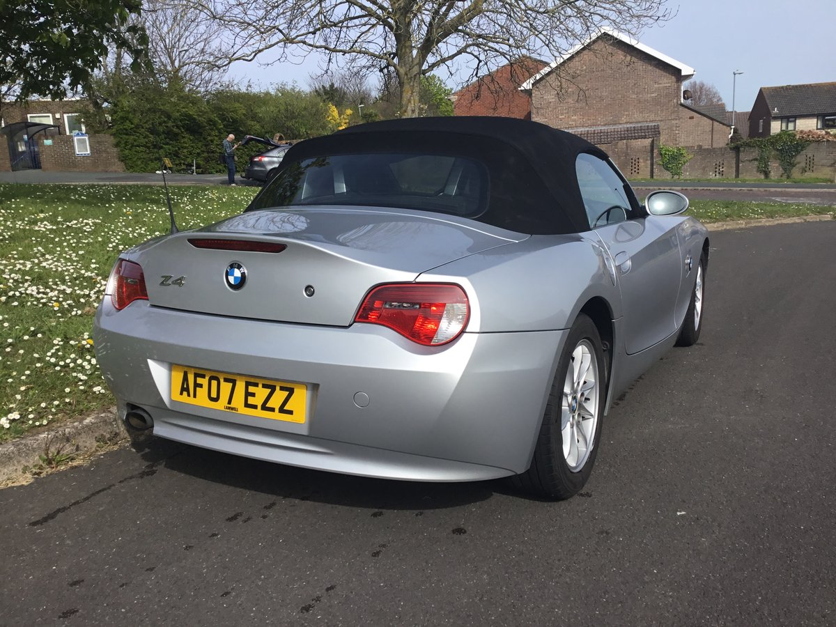 2007 BMW Z4 2.0 Convertible For Sale (picture 4 of 6)