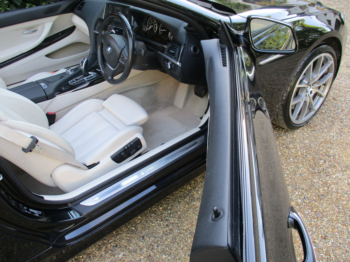 2011 FOR THE SERIOUS BMW COLLECTOR - 640SE Conv Auto For Sale (picture 2 of 6)