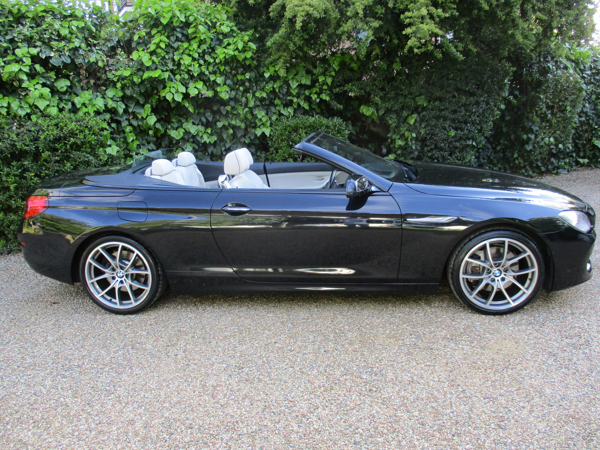 2011 FOR THE SERIOUS BMW COLLECTOR - 640SE Conv Auto For Sale (picture 5 of 6)