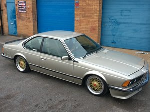 1983 bmw 6 series 635csi auto bronze beige For Sale