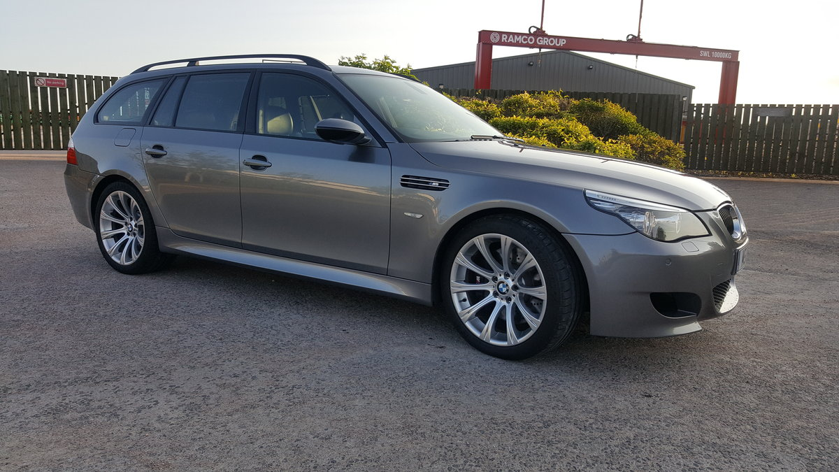 2007 BMW E61 M5 Touring For Sale (picture 1 of 6)