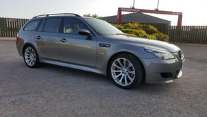 2007 BMW E61 M5 Touring For Sale