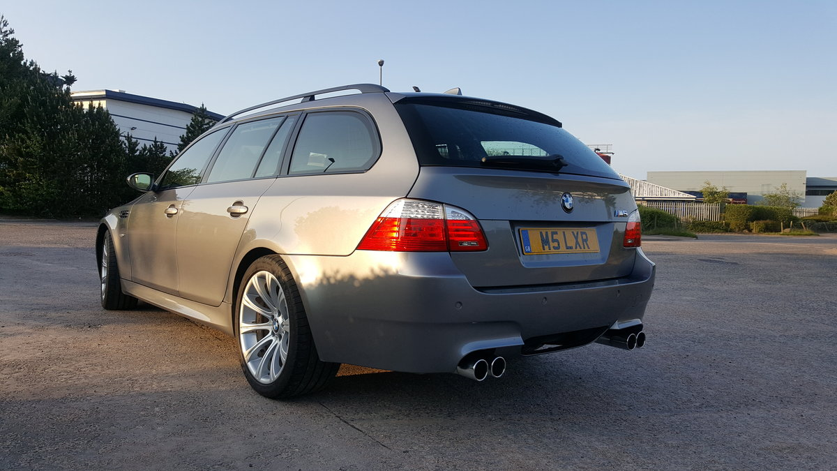 2007 BMW E61 M5 Touring For Sale (picture 2 of 6)