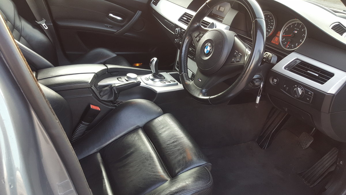 2007 BMW E61 M5 Touring For Sale (picture 5 of 6)