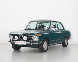 1972 BMW 2002 tii For Sale by Auction