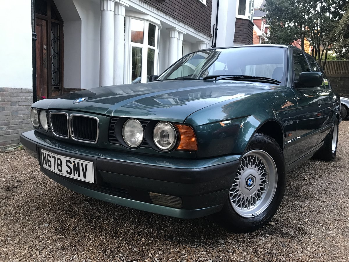 1995 Bmw E34 525iA SE For Sale (picture 1 of 6)
