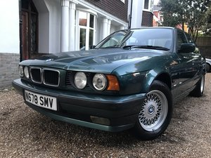 1995 Bmw E34 525iA SE For Sale