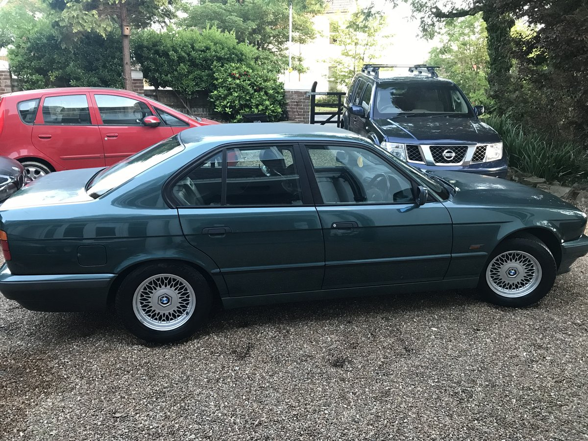 1995 Bmw E34 525iA SE For Sale (picture 2 of 6)