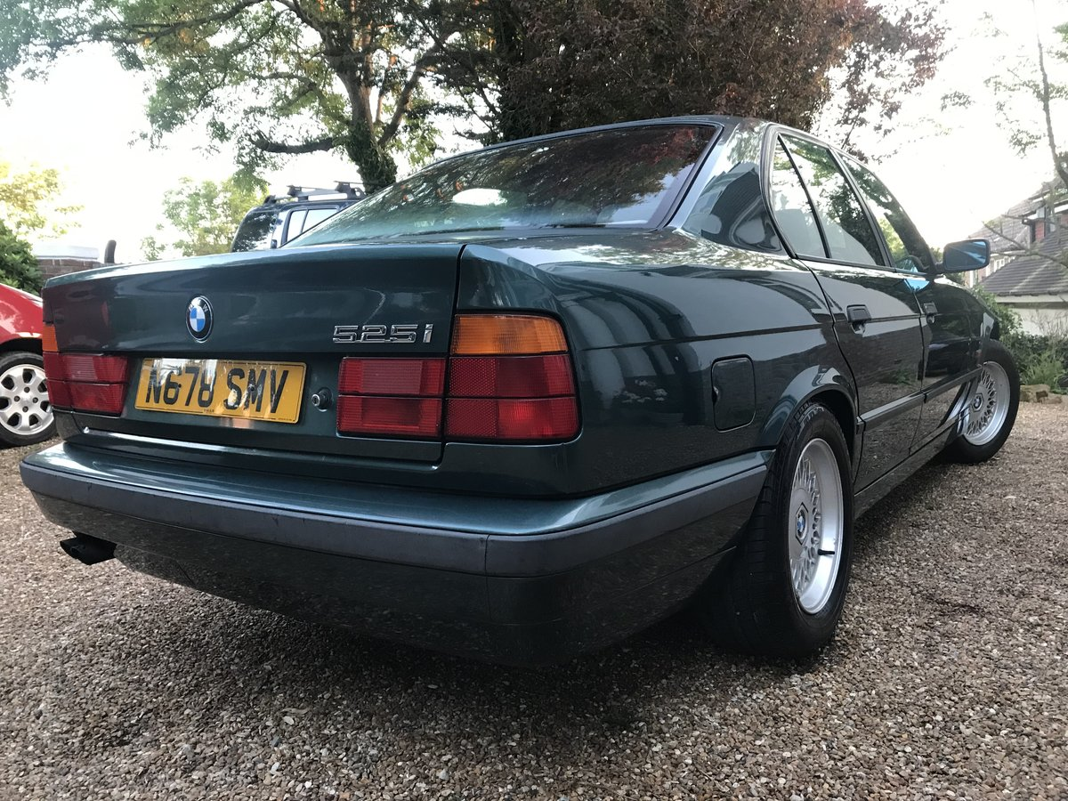 1995 Bmw E34 525iA SE For Sale (picture 3 of 6)