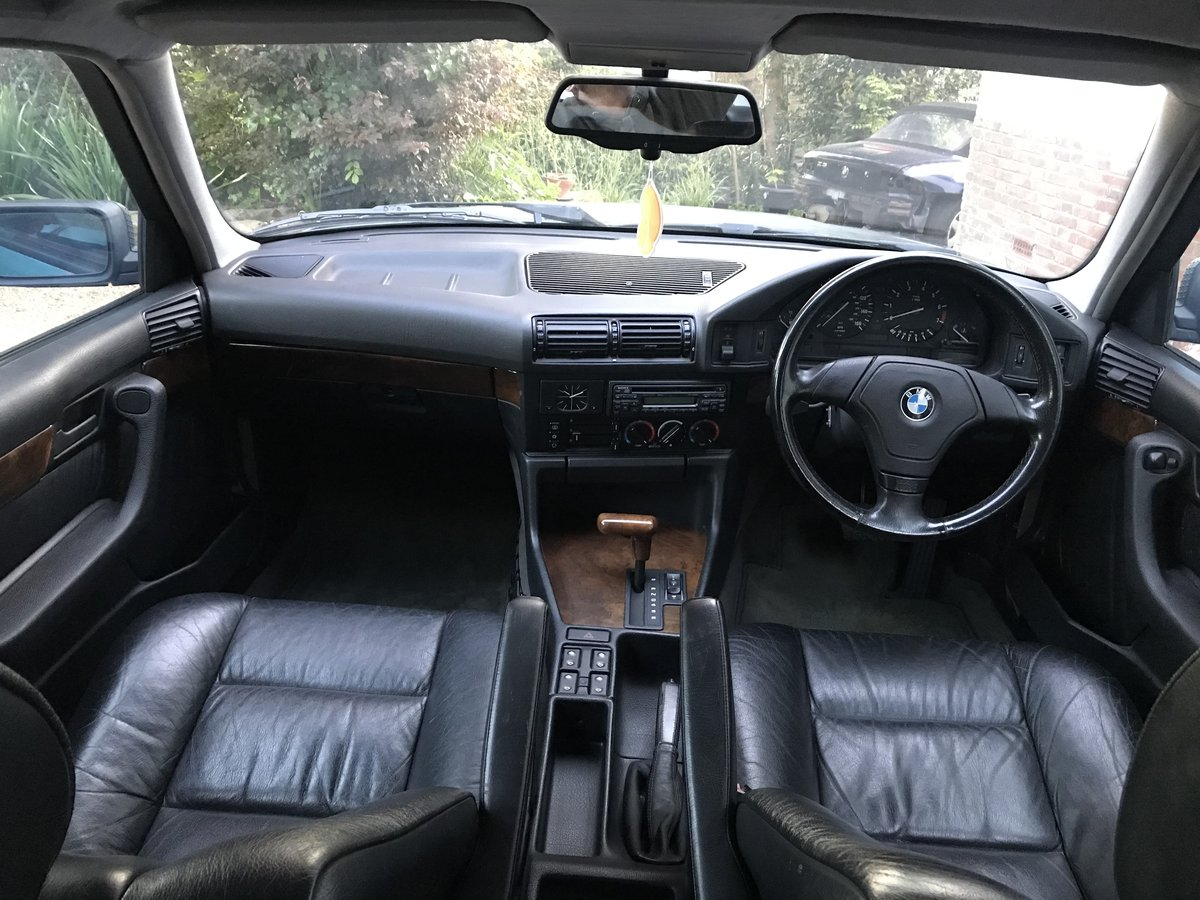 1995 Bmw E34 525iA SE For Sale (picture 4 of 6)