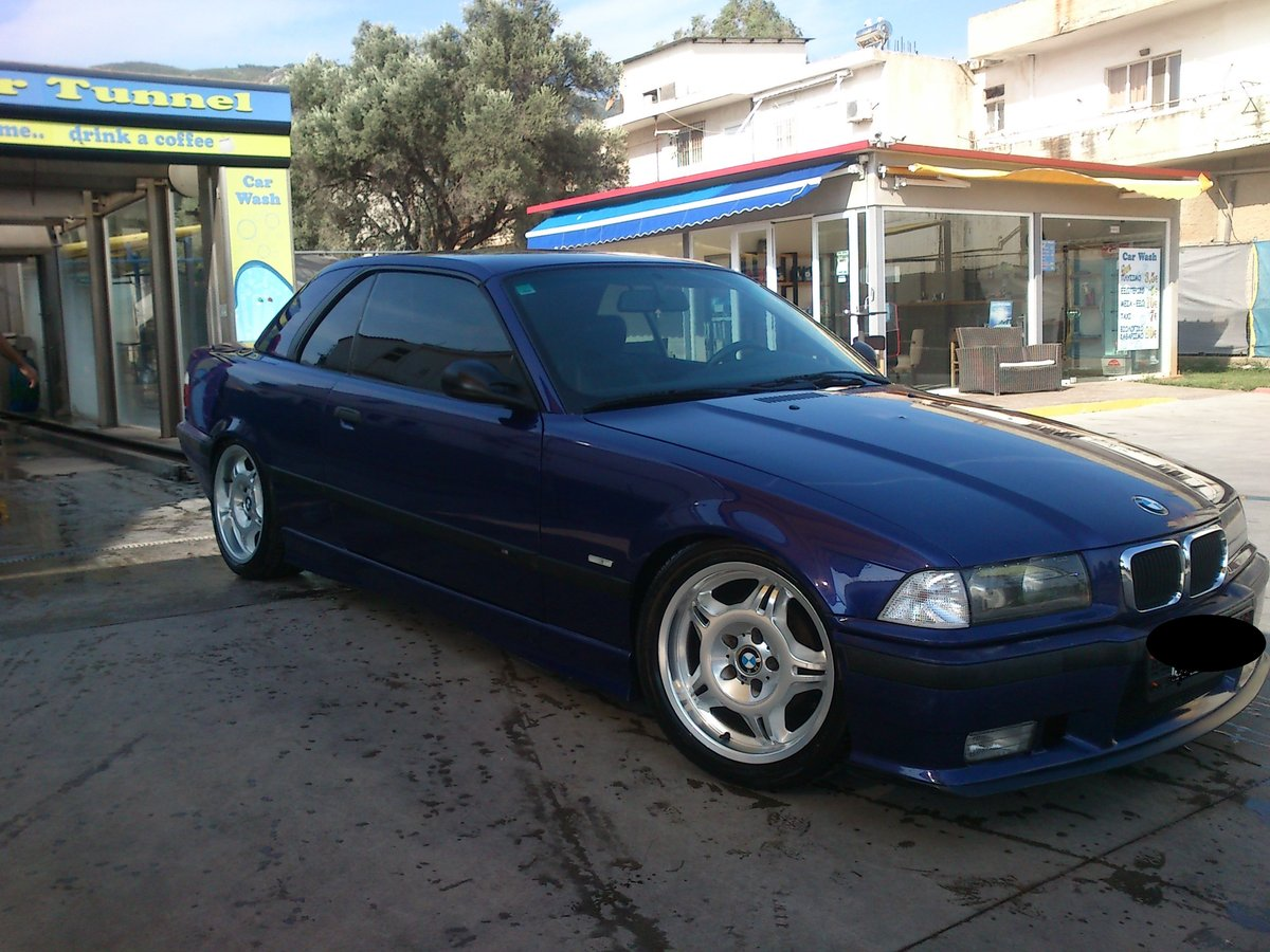 1997 BMW E36 320/6 INDIVIDUAL CABRIOLET M PACK/HARDTOP For Sale (picture 1 of 6)