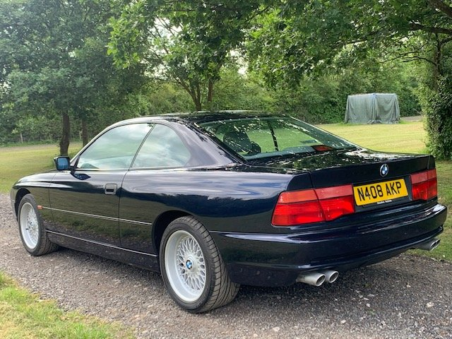 1996 BMW 840 Ci For Sale (picture 2 of 6)