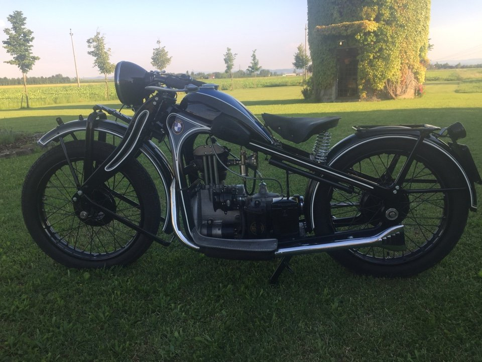 BMW R2 year 1931 first serie For Sale (picture 1 of 6)