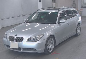 2007 BMW 5 SERIES 550i TOURING 4.8 V8 AUTOMATIC * TOP GRADE IMPOR