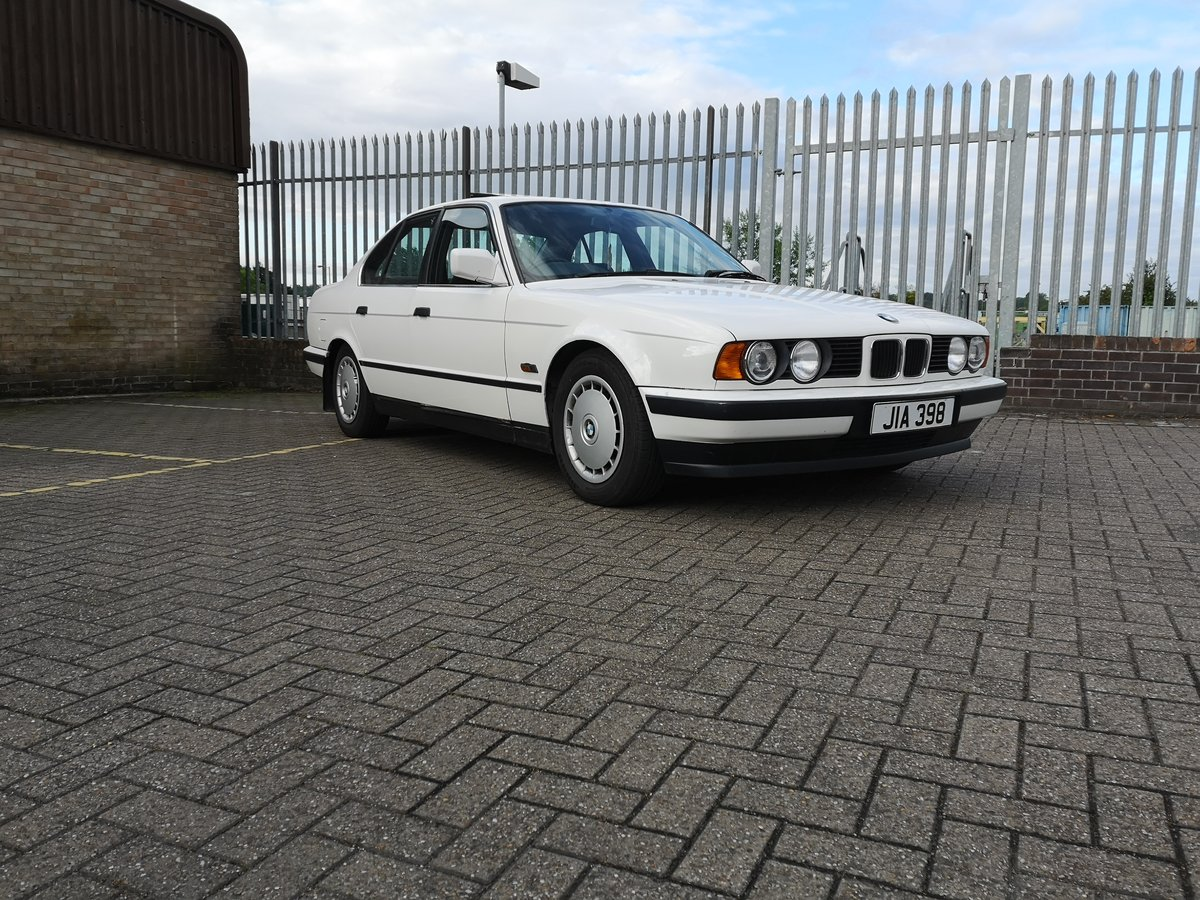 1989 e34, *low miles* For Sale (picture 1 of 6)