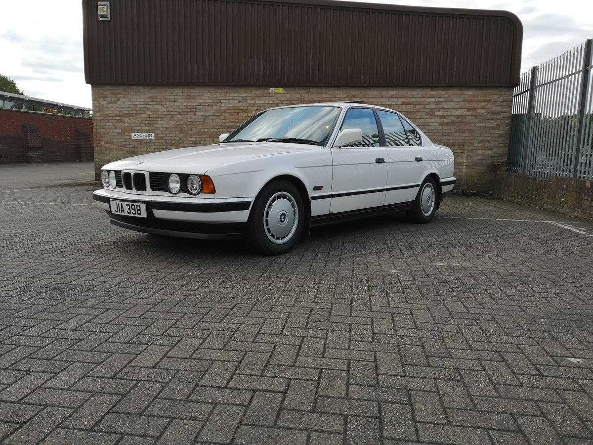 1989 e34, *low miles* For Sale (picture 2 of 6)