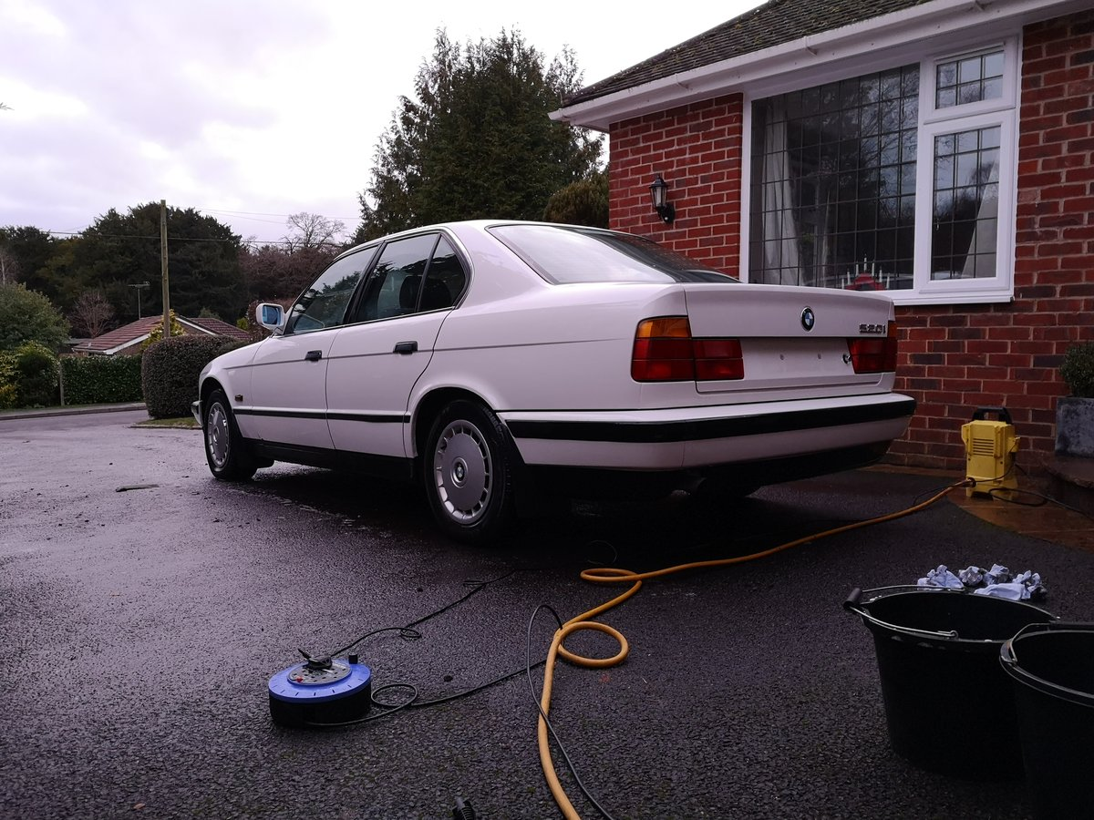 1989 e34, *low miles* For Sale (picture 6 of 6)