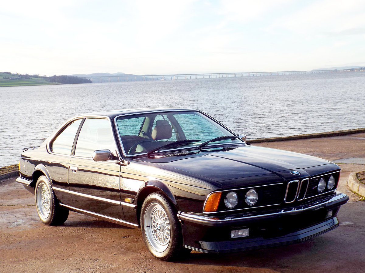 1986 Classic Bmw GT For Sale (picture 1 of 6)